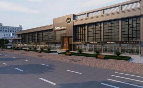 ZMAX酒店