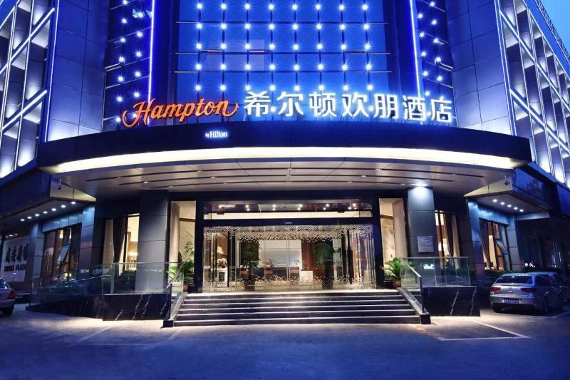 希尔顿欢朋酒店,中国中端酒店市场的领