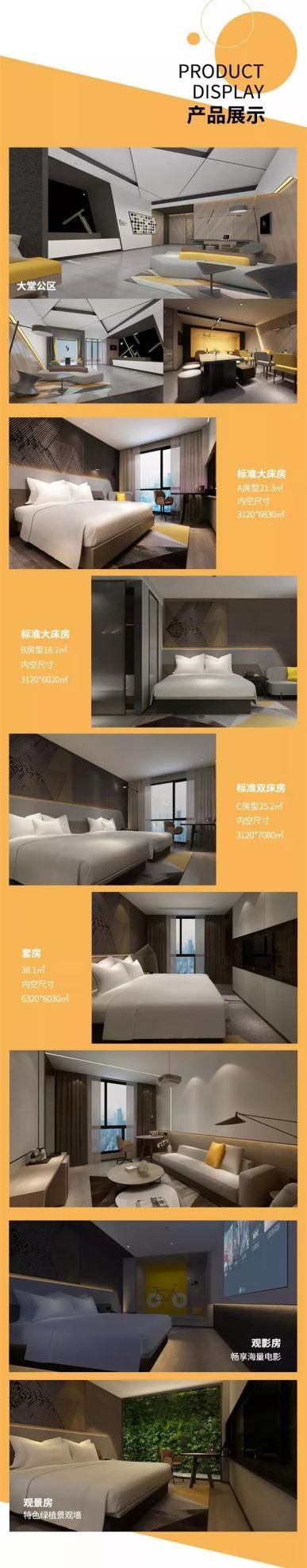 IU酒店产品展示