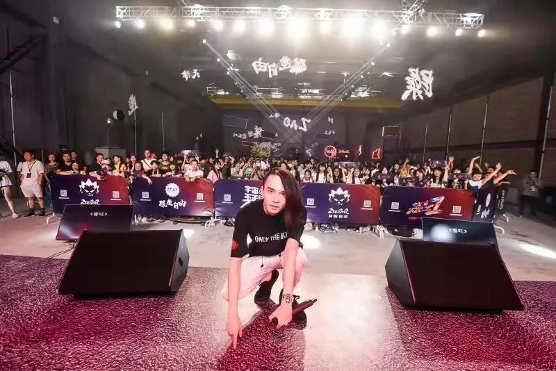 ZMAX周年庆之唱作人躁动LIVE SHOW现场实景