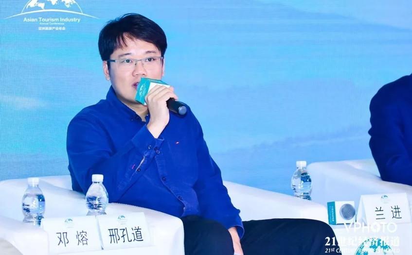 铂涛集团非繁城品品牌事业部CEO邢孔道