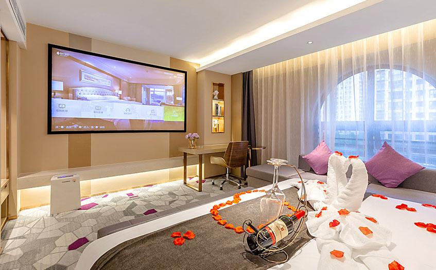 永新县丽枫酒店投资备受欢迎的理由